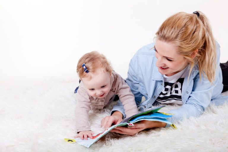 Teach your child to read at home