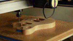 Homemade CNC Machinge